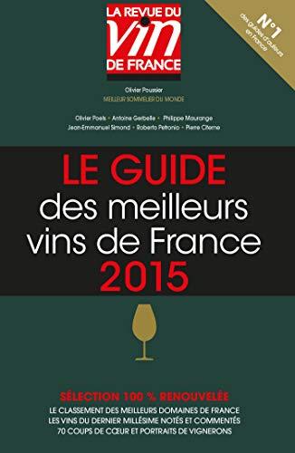 Le guide des meilleurs vins de France 2015 (vert) (Hors collection)