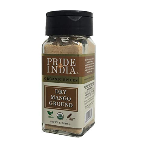 Pride Of India - Organic Dry Mango …