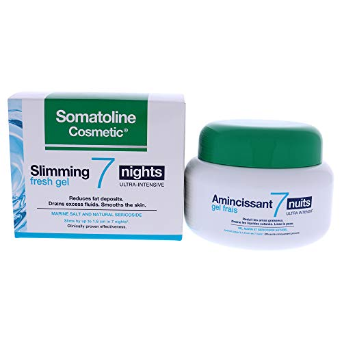 Somatoline Cosmetic Somatoline Fresh Gel Slimming Ultra Intensive 7 nights 400ml