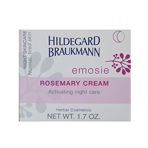 Hildegard Braukmann Emosie Women, Rosemary Cream, 1er Pack (1 x 50 ml)
