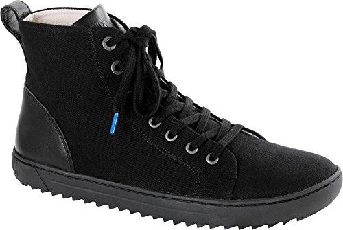 BIRKENSTOCK Damen Bartlett Textil Sneaker Black Größe 37 Schmal