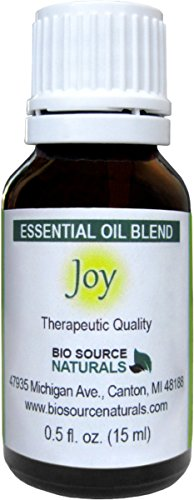 Best Buy! Joy Essential Oil Blend 1 oz / 30 ml - Cope with Loss of Love, Grief, Sadness with Essenti...