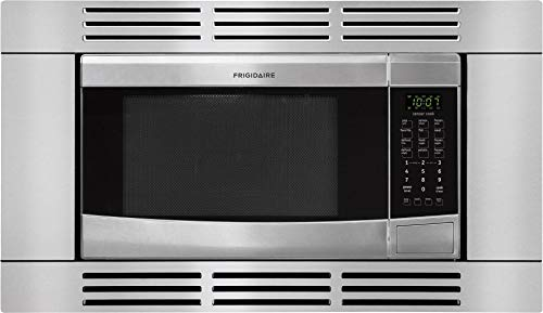Frigidaire FFMO1611LS1.6 Cu. Ft. Stainless Steel Countertop Microwave (Renewed)