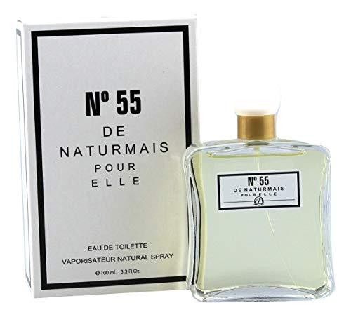 N°55 Donna Eau De Parfum Intense 100ml Profumo Equivalente, Ispirato a'N°5'