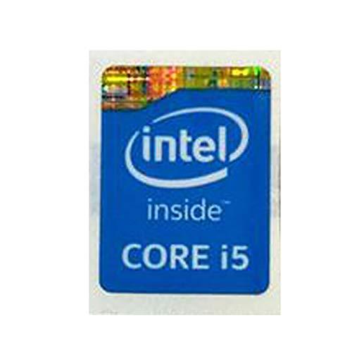 BLOUR Ultrabook Rendimiento Etiqueta autoadhesiva Laptop Logo Intel Core Cuatro Generaciones Core i3 i5 i7