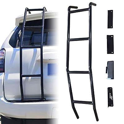 ROSY PIXEL Rear Ladder for Toyota 4Runner 2010-2021 Aluminum