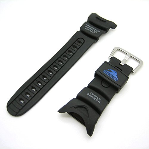 Genuine Casio Replacement Watch Strap 10045754 for Casio Watch SPF-40-1VER + Other models