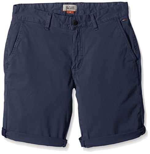Tommy Jeans Herren Straight Short Freddy FTST GD Straight Leg Shorts Blau (NAVY BLAZER-PT 416) W30