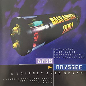 Bass Odyssee - A Journey Into Space