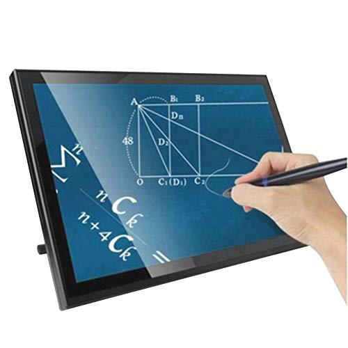 Lápiz de Dibujo de gráficos Tableta Inch 19 Pantalla de lápiz Stylus sin batería con 2048 Niveles Presión de lápiz y Soporte Ajustable de múltiples ángulos