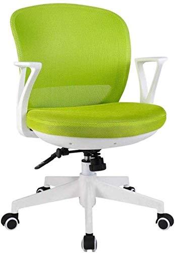 GAOLILI Bürostuhl mit Armlehne Bürostuhl Spielstuhl, ergonomischer Executive Chair, höhenverstellbarer Computer-Schwenkstuhl Hausstuhl (Color : Style2)