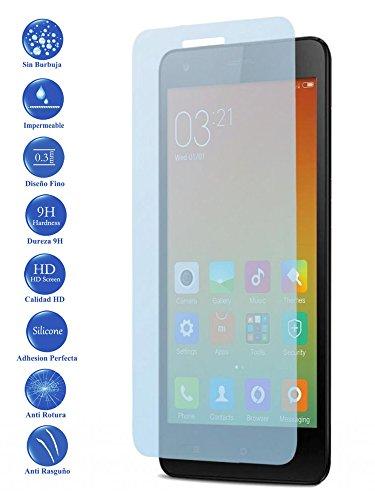 Todotumovil Protector de Pantalla Xiaomi Redmi Redrice 3 Red de Cristal Templado Vidrio 9H para movil