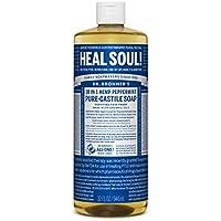 Dr. Bronner's 32.0fl oz Peppermint Castile Soap