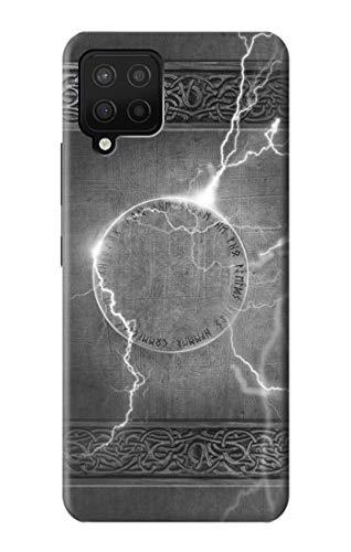 Innovedesire Thor Th&er Strike Hammer Hülle Schutzhülle Taschen für Samsung Galaxy A42 5G