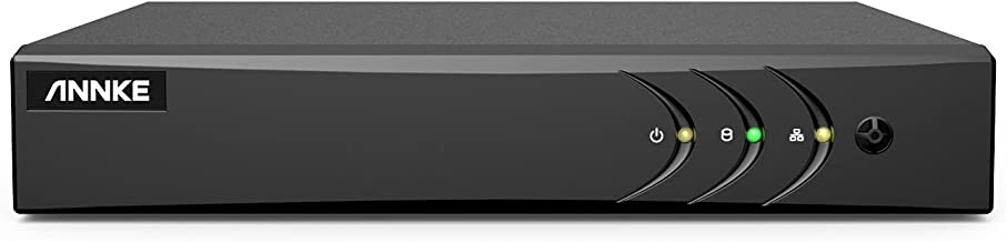 ANNKE 16-Channel HD-TVI 1080N Security Video DVR, H.264+ video Compression for Bandwidth Efficiency, HDMI and VGA Outputs ...