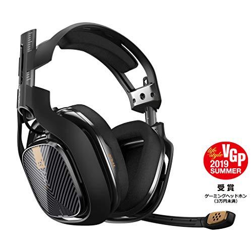 Astro ゲーミングヘッドセット PS4 対応 A40TR-PCBK ブラック ヘッドセット 有線 Dolby  7.1ch 3.5mm usb A...