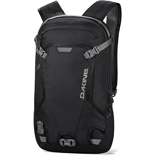 Dakine Heli Pack 12L Snow Rucksack, black