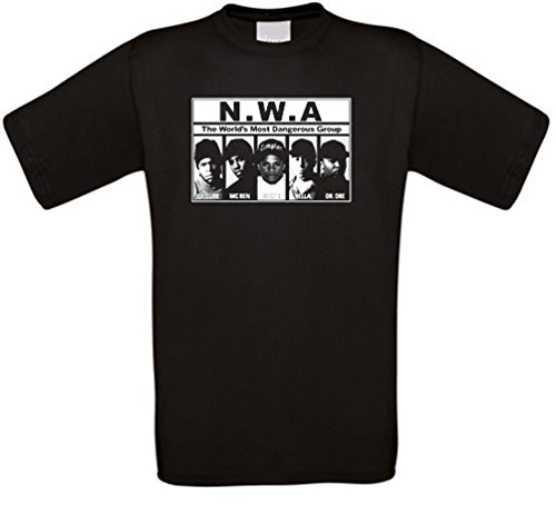 NWA Rap Hip Hop T-Shirt (XXXL)