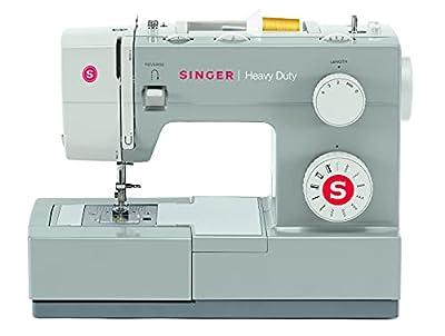 Máquina de coser SINGER HD 4411 (Eléctrico, 220 x 300 mm, Gris)