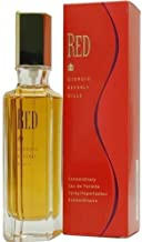 RED by Giorgio Beverly Hills for Women, 3 Ounce EDT Spray