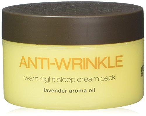 Goodal Anti-Wrinkle Sleep Cream Pack