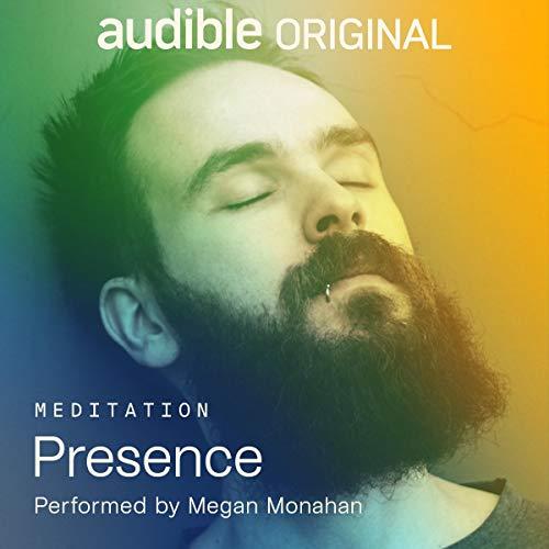 Presence Audiobook By Megan Monahan cover art
