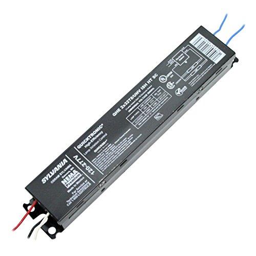 Sylvania 49498 - QHE2X32T8/UNV ISH-HT-SC-B T8 Fluorescent Ballast