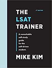 [By Mike Kim ] The LSAT Trainer: A Remarkable Self-Study Guide For The Self-Driven Student 2nd Edition (Paperback)【2018】by Mike Kim (Author) (Paperback)