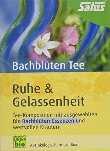 Salus Bachblüten-Tee Ruhe und Gelassenheit Bio 15 FBung (1 x 30 g)