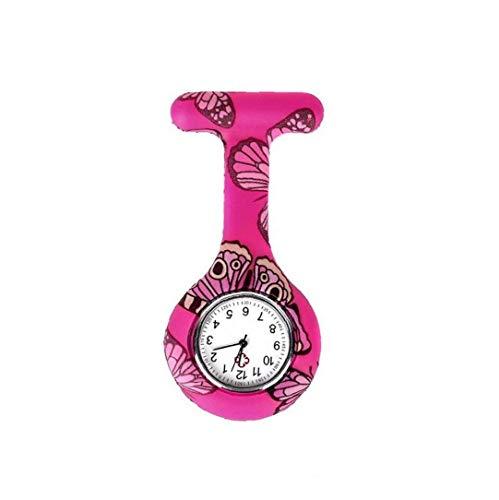 LAANCOO Reloj de cuarzo analógico para mujer, con forma de