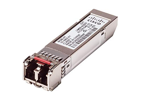 Cisco Gigabit Ethernet LH Mini-GBIC SFP Transceiver (MGBLH1)