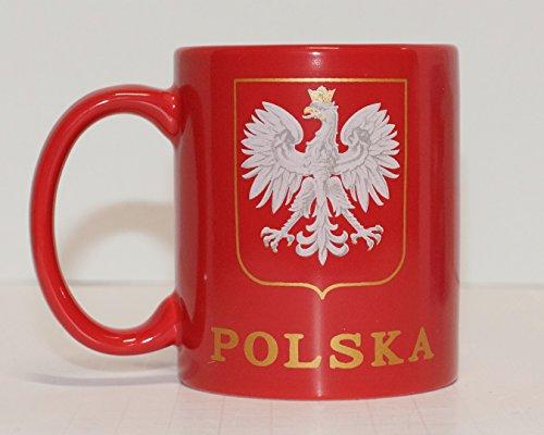 Polen Polen Adler Kaffeetasse Keramik