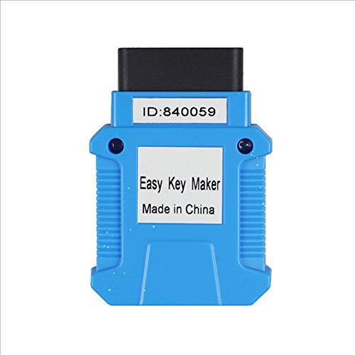 HERCHR Diagnostic Tools, Easy Key Maker Support All Keys Lost Transponder Key for Honda Programmer