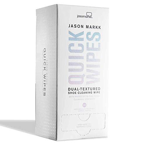 Jason Markk Quick Wipes Shoe Care 30 Pack White