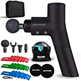 Swyper Deep Tissue Percussion Massage Gun, Portable Handheld Massager Gun For Athletes, Pain Relief,...