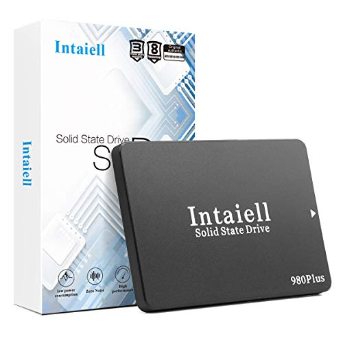 2TB SSD- SATA III 6Gb/s 2.5 Inch 3D NAND Flash Internal Solid State Drive for Gaming Computer, Notebook, PC (2TB)