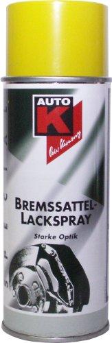 Profi Bremssattellack 400ml Spraydose GELB glänzend