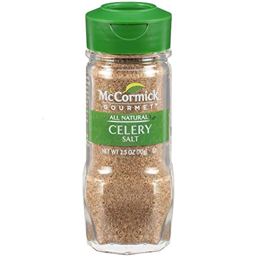 McCormick Gourmet Collection Celery Salt, 2.5 Ounce