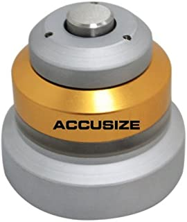 Accusize Industrial Tools Electronic Magnetic Z Axis Setter, 2'' Height, 0.0002'' Accuracy, 0805-4015