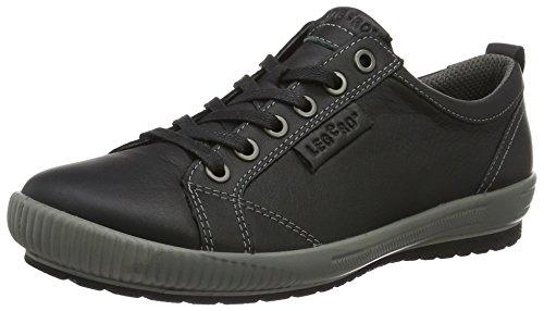Legero Damen Tanaro Sneaker, Schwarz (Schwarz 01), 40 EU