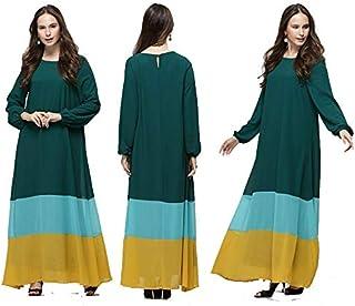 Green Chiffon Casual Dress For Women