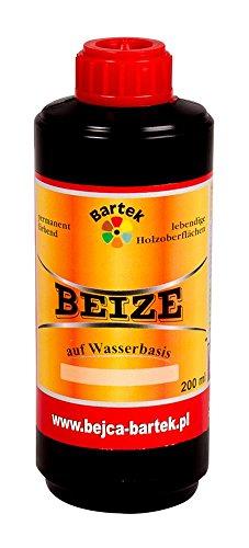 Bartek Beize Palisander, 200ml permanent färbend, auf wasserbasis