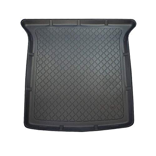 MTM Bandeja Maletero para Sharan II 5 plazas Desde 09.2010- a Medida, Alfombra Cubeta Protectora Antideslizante. Uso: Modelo de 5 Asientos, cód. 4197
