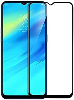 Tempered Glass Screen Protector For Realme 3 Pro - Black