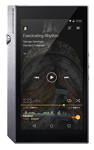 Pioneer Hi-Res Portable Digital Audio Player, Black XDP-300R(B)