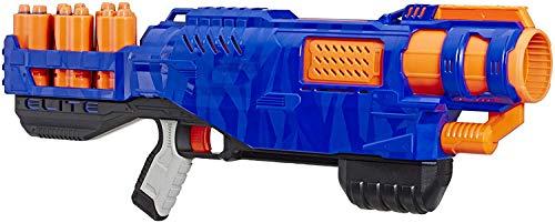 Hasbao Soft Slide Thermal Elite Bullet Series Elija eléctrica Lanzador de niños Juguetes para niños,Yellow