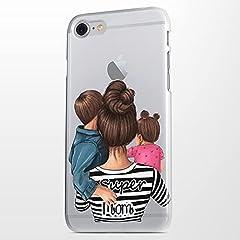 Idea Regalo - Festa della Mamma Cover 5 Smartphone Custodia per Tutti Modelli Apple iPhone Samsung Huawei Idea Regalo Collezione Telefono Tumblr Creative Design Frasi Phrase Quote Alternative Best Mom Love Amore
