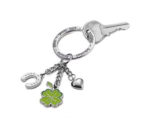 Porte-clés porte-bonheur