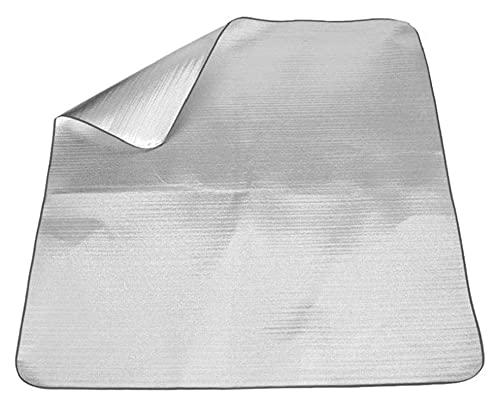 Alfombra De Aluminio Alfombra De Picnic Al Aire Libre Camping Colchón De Dormir Impermeable Impermeable A Prueba De Humedad Colchón De Dormir Alfombra