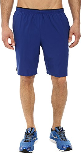 Brooks Sherpa IV Short pour Homme - Bleu - S